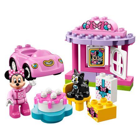 Petrecerea lui Minnie 10873 - LEGO® DUPLO®, lego minnie, lego copii mici, lego original, lego disney