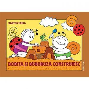 Bobita si Buburuza construiesc – Bartos Erika