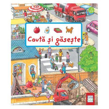 carte cauta si gaseste, carti educative copii, carti pentru copii, search and find