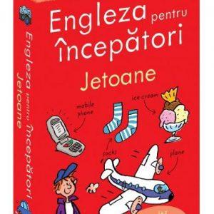 Engleza pentru incepatori – 100 Jetoane