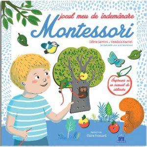 Jocul meu de indemanare Montessori – Șireturi