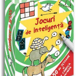 Jocuri de inteligenta – 50 de jetoane – Philip Kiefer