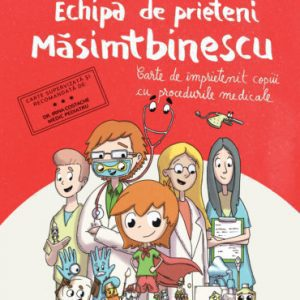Echipa de prieteni Măsimtbinescu – Printesa Urbana