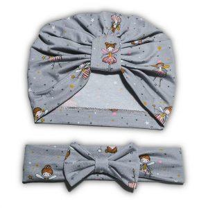Set Turban și Bentiță pentru fetite – Llittle fairy