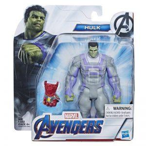 Figurina Hasbro Avengers: Endgame Hulk Deluxe (15 cm)