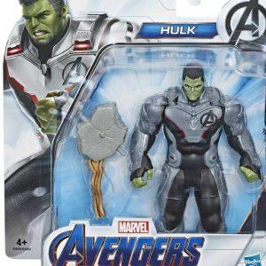 Hasbro Figurină Hulk – Marvel Avengers – Endgame (15 cm)