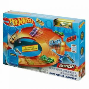Set Hot Wheels Drift Master Champion