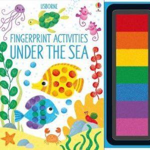 Fingerprint Activities – Under the Sea