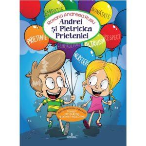 Andrei și Pietricica Prieteniei – Povești anti bullying și povești educative