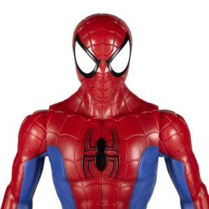 Figurina Spiderman cu 5 puncte de articulatie – 30 cm (Hasbro)
