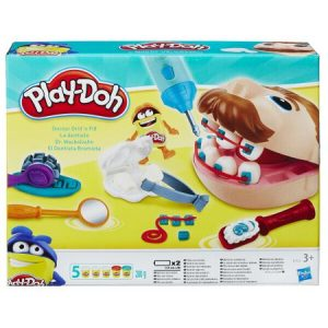 Set de joaca Play-Doh – Drill & Fill