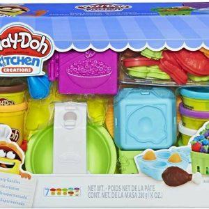 Set plastilina Play-Doh – Bunatati de la supermarket