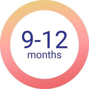 Jucării bebeluși 9-12 luni