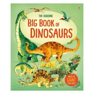 Big Book of dinosaurs – Alex Frith