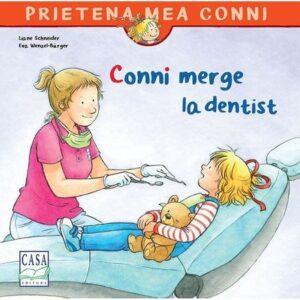 Conni merge la dentist – Liane Schneider
