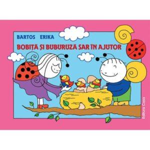 Bobita și Buburuza sar in ajutor – Bartos Erika