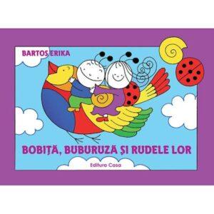 Bobiţă, Buburuză şi rudele lor – Bartos Erika
