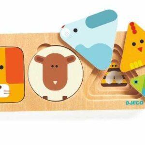 Anima Basic Djeco – Puzzle bebe
