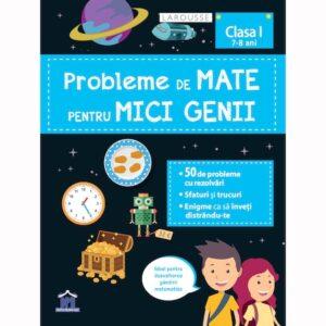Probleme de mate pentru micii genii 7-8 ani