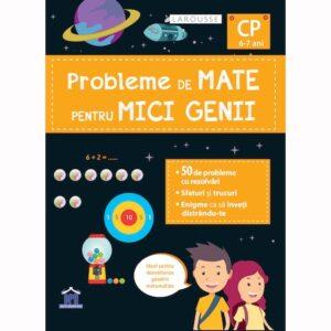Probleme de mate pentru micii genii 6-7 ani