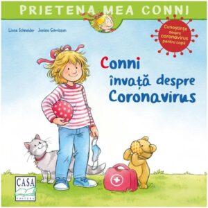 Conni învata despre Coronavirus – Liane Schneider