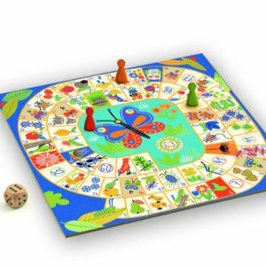 Joc clasic cu pioni – jocul gastelor