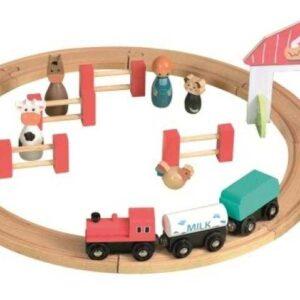 Circuit Tren si Figurine Egmont
