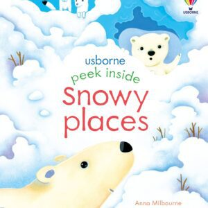 Peek Inside Snowy Places (3ani+)