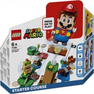 Aventurile lui Mario – set de baza (71360)