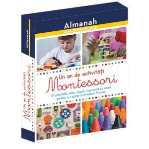 Un an de activitati Montessori – Almanah (o activitate pe zi)