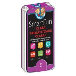 Smart Fun -Clasa Pregatitoare- Clasa I (6-8 ani)