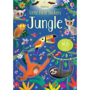 Little First Stickers Jungle ( 3ani+)