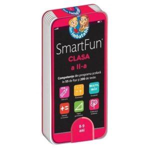 Smart Fun – Clasa a II-a (8-9 ani)