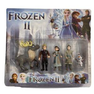 Set figurine Frozen II (5 piese)