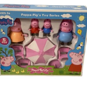 Set Peppa Pig – Happy Family