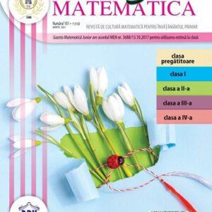 Gazeta matematica Junior nr.10 (martie 2021)