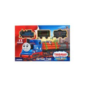 Set Thomas cu sine si tren