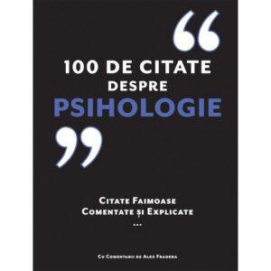 100 de citate despre Psihologie – Alex Fradera