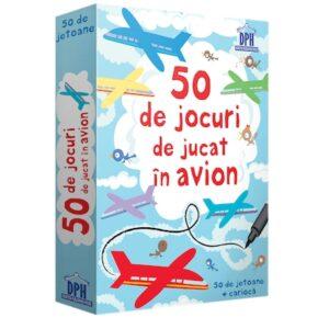 50 de jocuri de jucat in avion – Scrie si Sterge