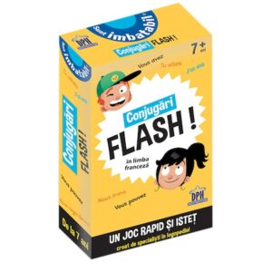 Sunt imbatabil – Conjugari Flash in limba franceza!