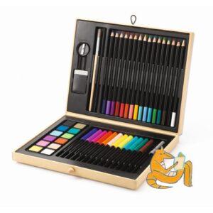 Djeco – Cutie pentru desen si pictura