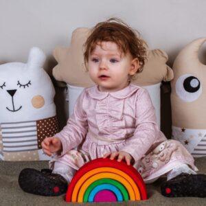 Curcubeu mic Montessori/Waldorf